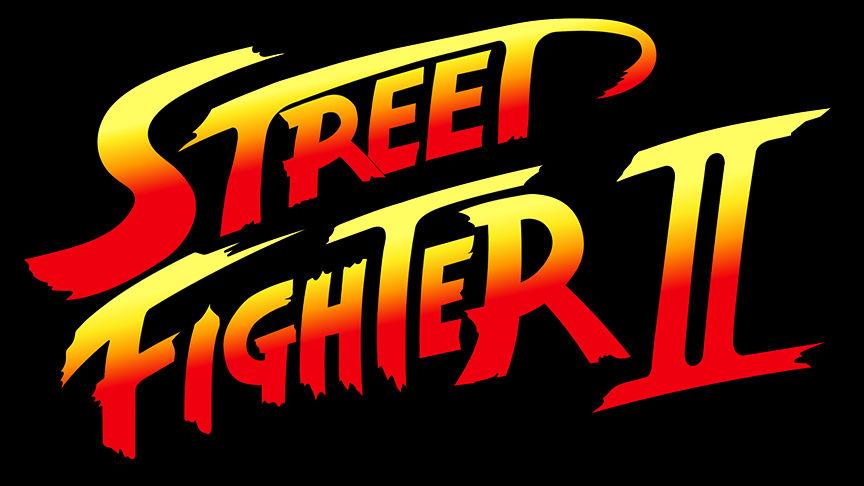 Street Fighter Ii Vector Logo 1991 By Imleerobson On Deviantart