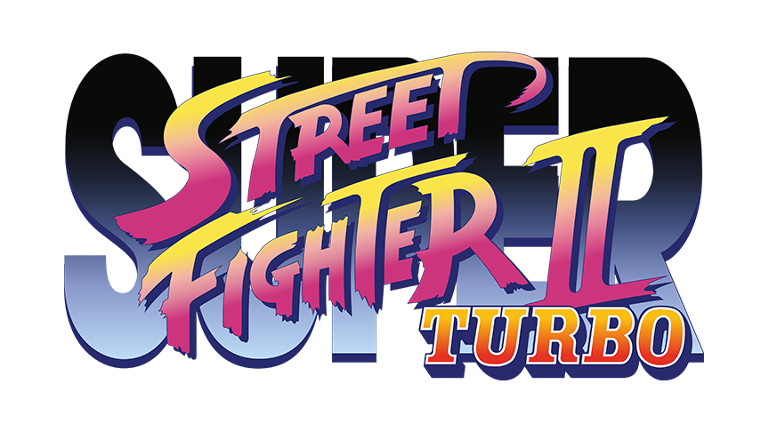 Super Street Fighter Ii Turbo Vector Logo 1994 By Imleerobson On