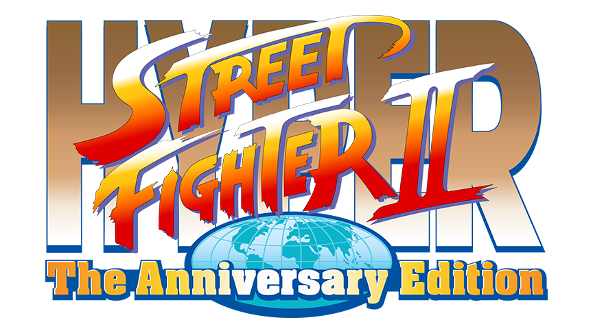 Hyper Street Fighter Ii Vector Logo 2003 By Imleerobson On Deviantart