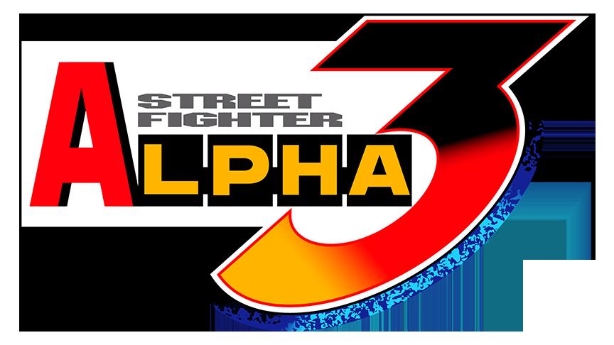 Street Fighter Alpha 3 Vector Logo 1998 By Imleerobson On Deviantart