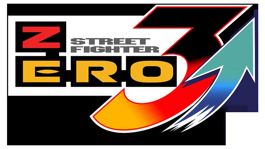 Street Fighter Zero 3 Upper Vector Logo 2001 By Imleerobson On