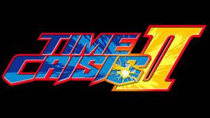 Time Crisis II Vector Logo (1997)