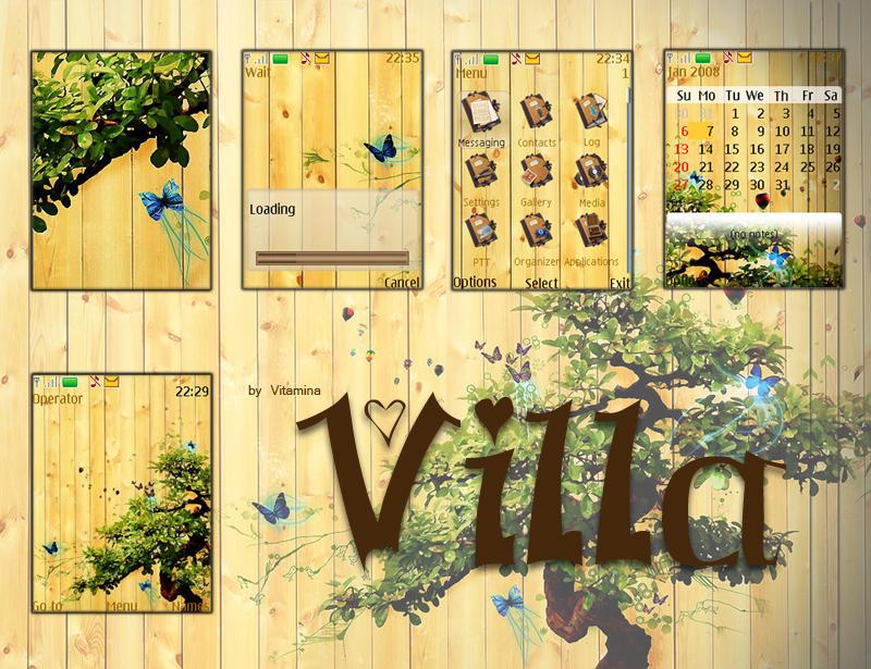 Villa by vanillavitamina