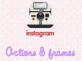 Instagram actions and frames by GoddessSellyGomez