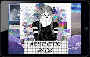 Aesthetic pack 2 by GoddessSellyGomez