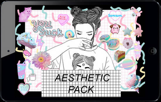 Aesthetic pack 3