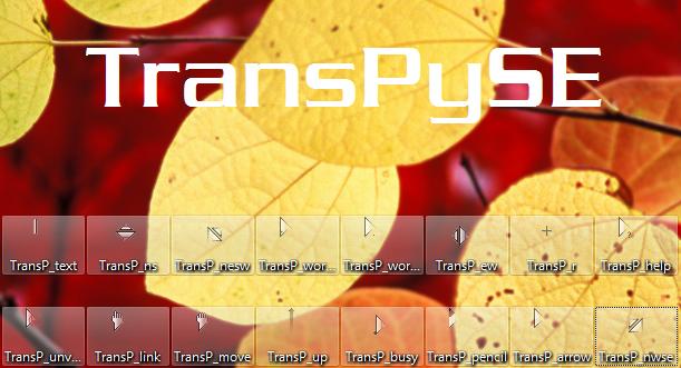 TransPySE by PiGMeNtO-SE