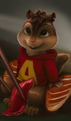 Alvin and the chipmunks favourites by SasukeAndTheChipmunk
