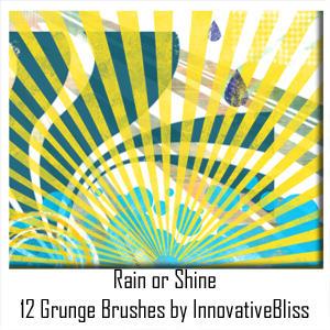 Rain or Shine by innovativebliss