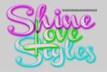 Shine Styles Love by AgospeiLovatic