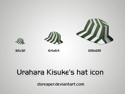 Urahara's Hat by dsreaper