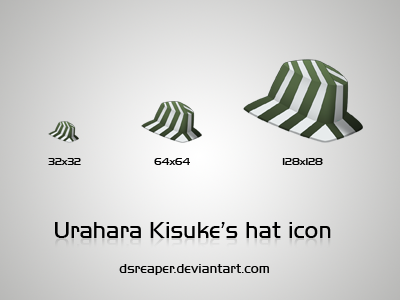 Urahara's Hat by dsreaper