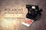 Polaroid Autofocus 660
