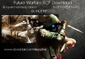 Future Warfare XCF by xKeepher