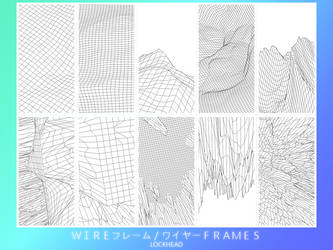 Lost and Found: 1st wireframe pack
