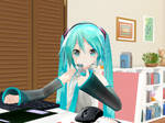Miku Approves