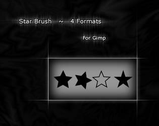 Star Brush by DarkStORMWORLd