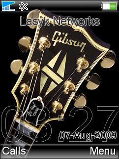 Gibson Theme by DarkStORMWORLd
