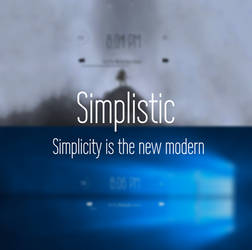 Simplistic by will0956