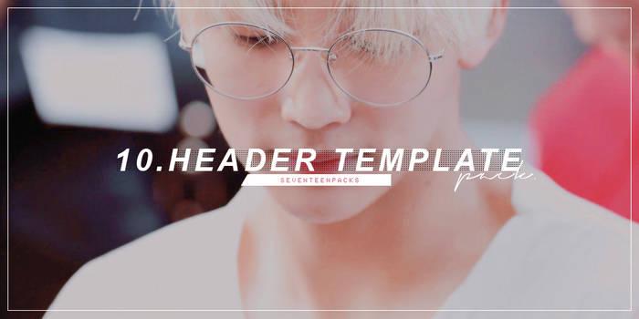 header templates | psd by seventeenpacks