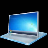 Windows 7 Desktop Folder Icon by Gabee8