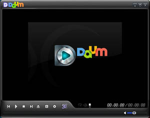 PotPlayer Skin: KmPlayer3.1Skin with daum-logo