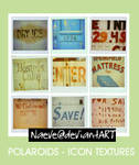 Icons Textures - Polaroids