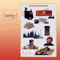 PNG - Harry Potter 1 x23p by sachikoluver