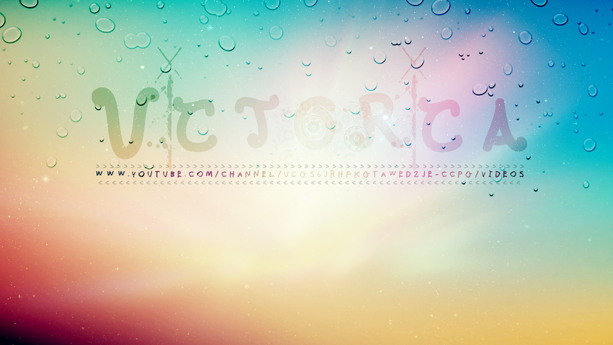Background For Youtube (PSD) by victoricaDES