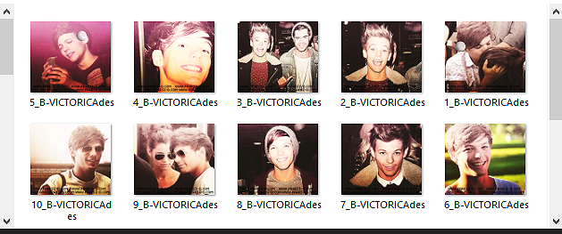 louis icons 2013 by victoricaDES