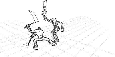 Darksiders II - Skeleton Kill