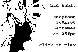 Bad Habit by Inkthinker