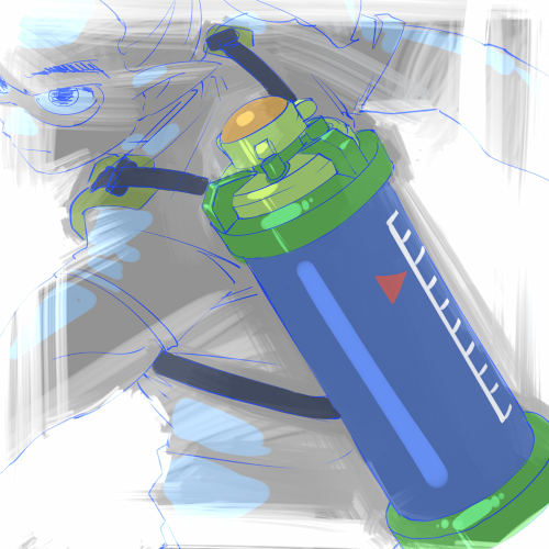Ink Tank Tutorial by stupjam