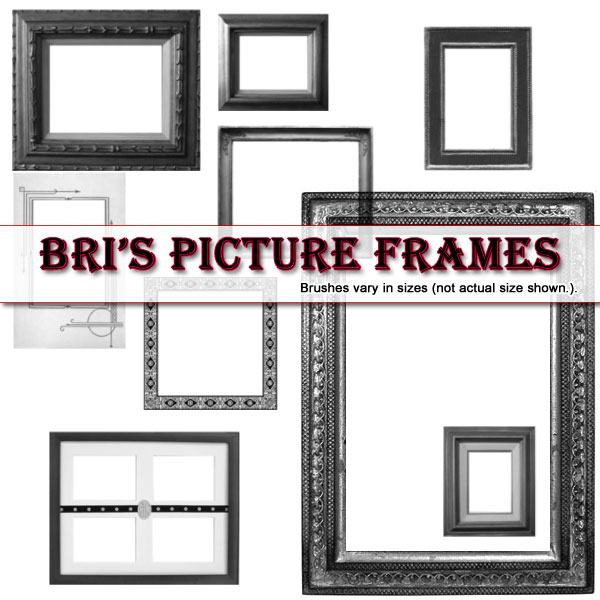 Bri's Picture Frame brushes