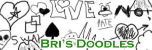 Bri's Doodle Brushes by rabidbribri