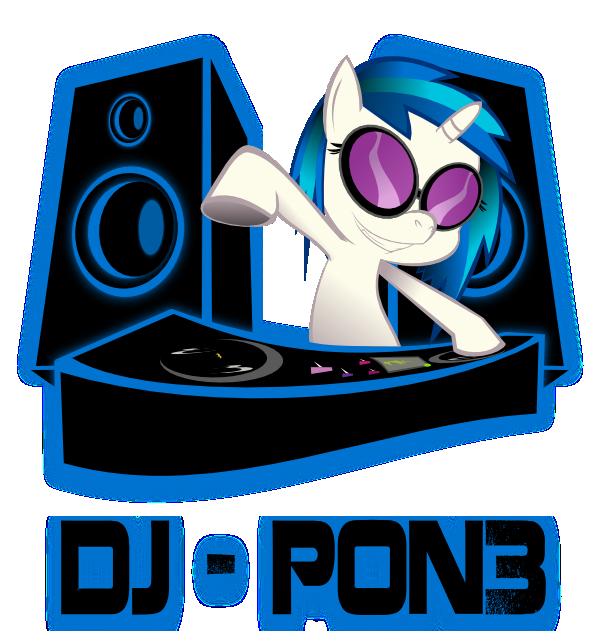 DJ Pon3 by trickguyshy