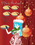 MMD - HOLIDAY PIES + DL