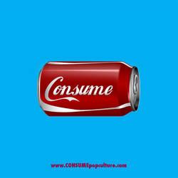 CONSUME CAFFEINE_Red Bull_Starbucks_Coke_animation by HalHefnerART