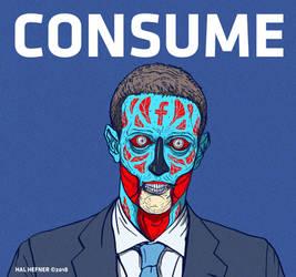 Mark Zuckerberg - They Live