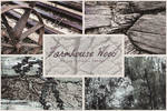 83 rustic woods photo textures pack