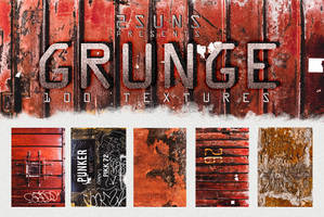 100 GRUNGE TEXTURES OVERLAYS pack, rough wall