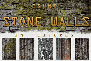 Stone wall. brick walls texture background