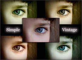 Simple Colour Vintage by tavfan