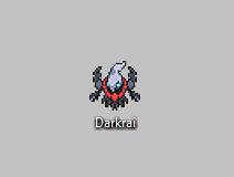 Pokemon Cursor - Animated Darkrai by Arciam