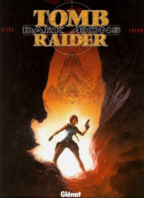Tomb Raider Dark Aeons - English Translation v1.0 by AndRay-BF