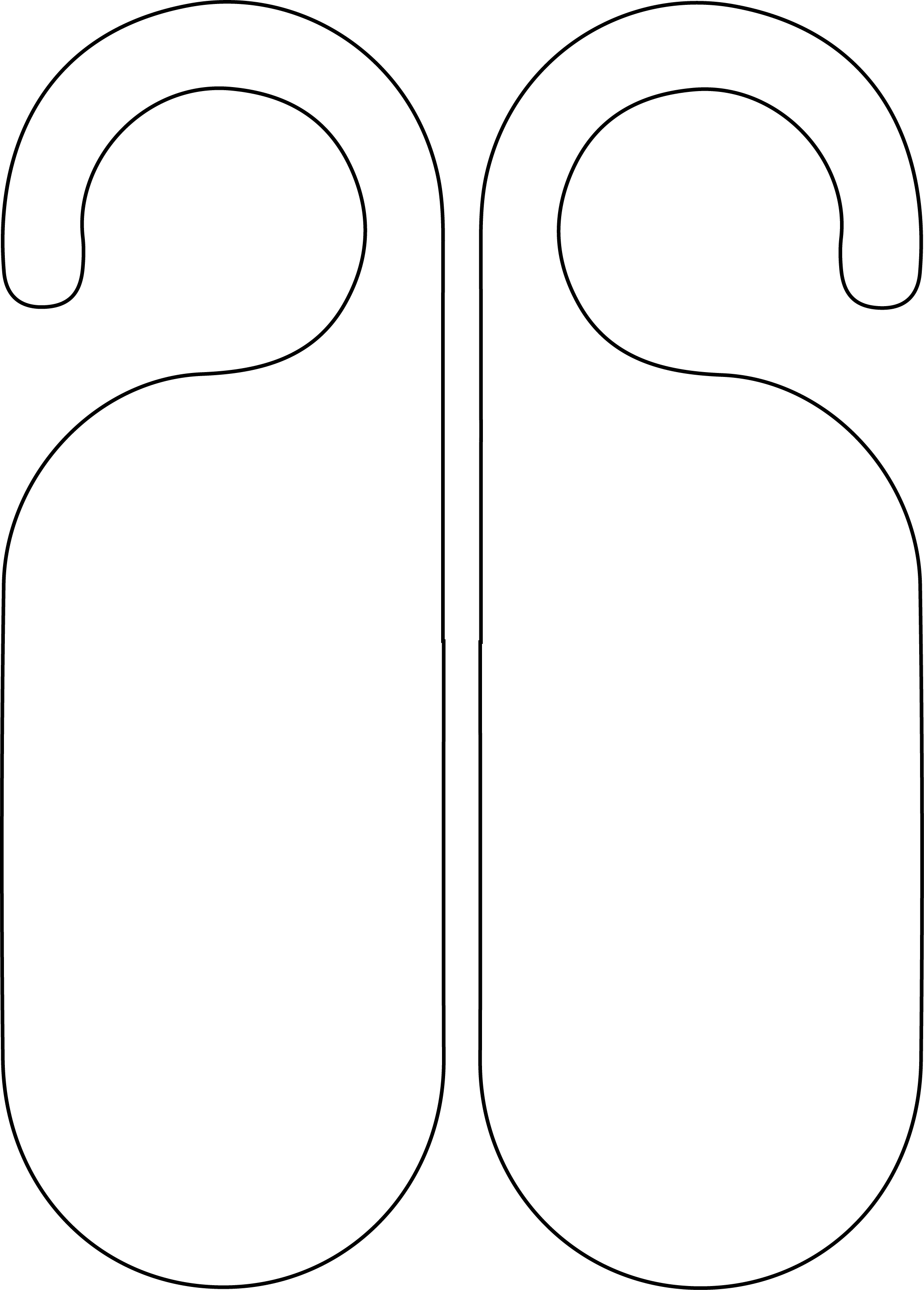Do not disturb template by emywarrior on deviantart for Free do not disturb door hanger template