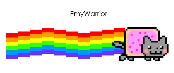 Nyan Cat Vector