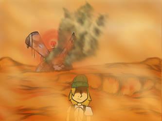 Mars Crash_Concept:1 by Redbasse
