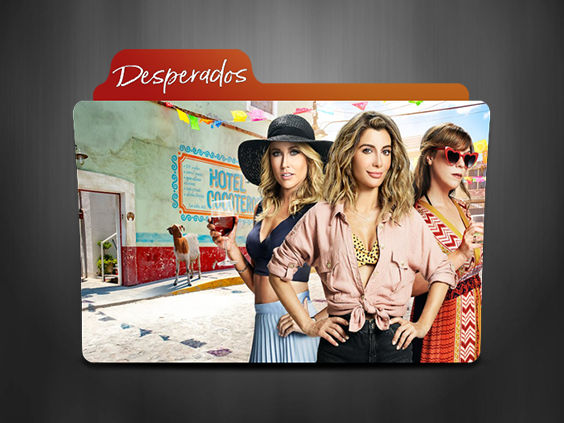 Desperados 2020 Folder Icon Netflix By Cocaaaine On Deviantart