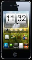iPhone 4, 3GS HTC Widget